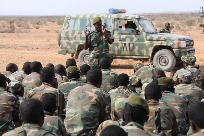 Ethiopian National Defense Force (ENDF) 2338
