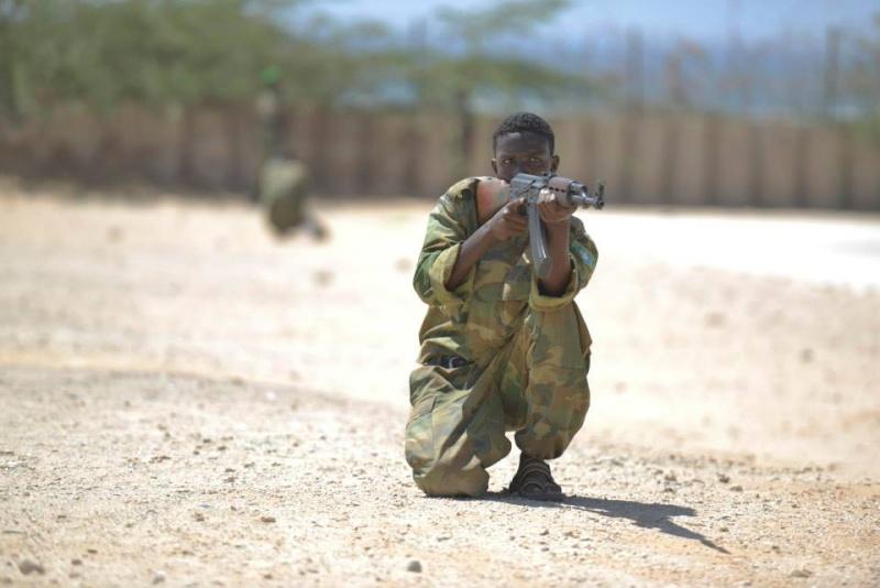 Armée Somalienne / Military of Somalia 2368