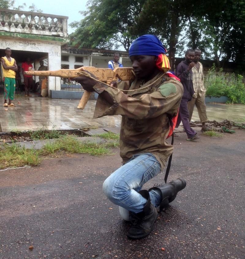 Armées de la République centrafricaine  2445