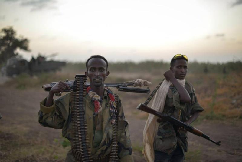 Armée Somalienne / Military of Somalia 2501