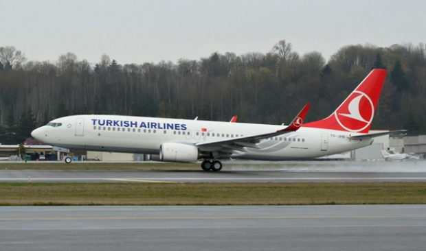 Turkish Airlines 2582