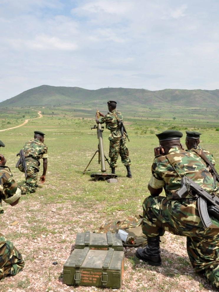 Forces armées du Burundi / National Defence Force of Burundi 273