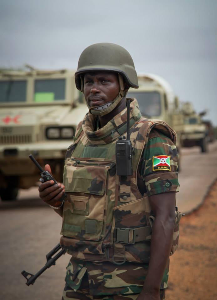 Forces armées du Burundi / National Defence Force of Burundi 279