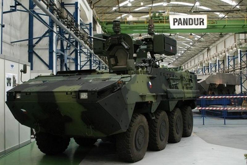 industrie militaire US 280