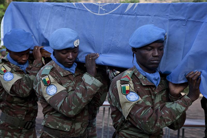 L'Armée du Bénin 290
