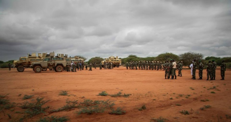 Forces armées du Burundi / National Defence Force of Burundi 2a29