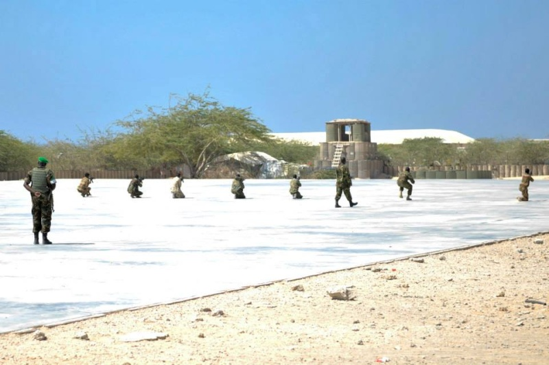 Armée Somalienne / Military of Somalia 2a40
