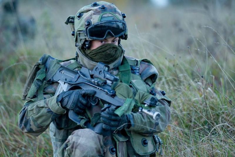 Armée Française / French Armed Forces 3109