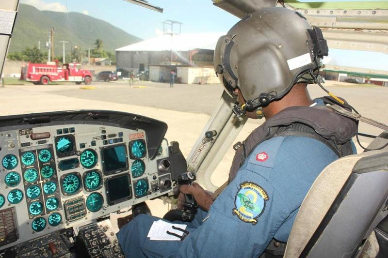 Force de défense de la Jamaïque / jamaica defence force (JDF) 3125