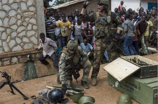 Intervention militaire en Centrafrique - Opération Sangaris 3128