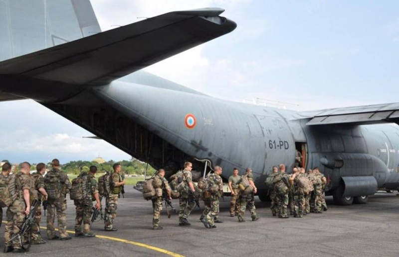 Intervention militaire en Centrafrique - Opération Sangaris - Page 2 3133