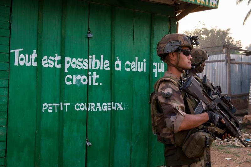 Intervention militaire en Centrafrique - Opération Sangaris - Page 2 3144