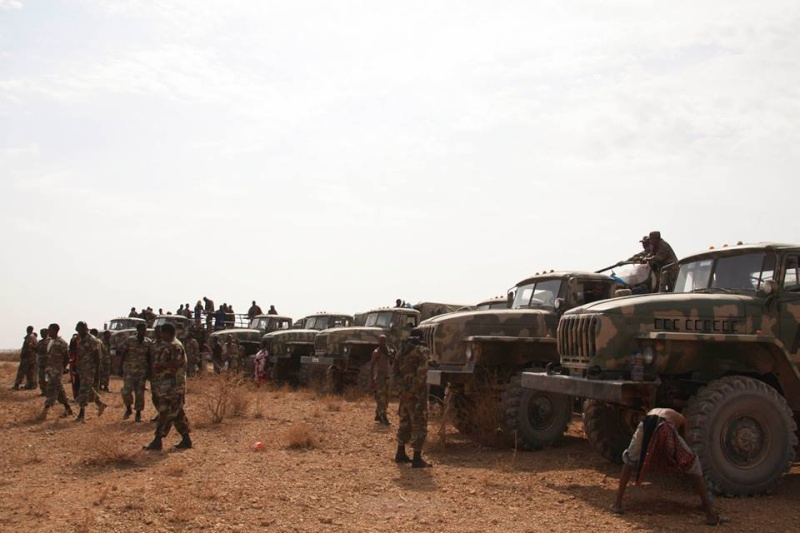 Ethiopian National Defense Force (ENDF) 3258