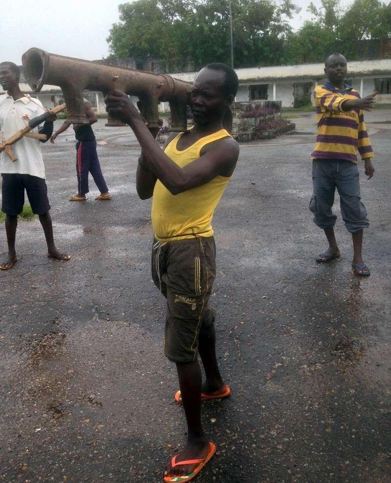 Armées de la République centrafricaine  3329