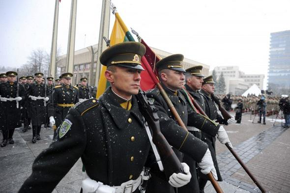 Armée lituanienne/Lithuanian Armed Forces - Page 2 3401