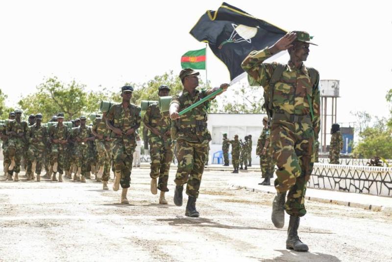 Armée Somalienne / Military of Somalia 3477