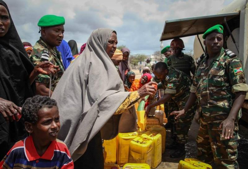 Forces armées du Burundi / National Defence Force of Burundi 355
