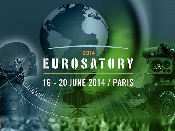 EUROSATORY 2014 (16 au 20 juin) - Page 2 3580