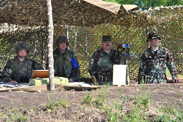 Forces armées moldaves 3592