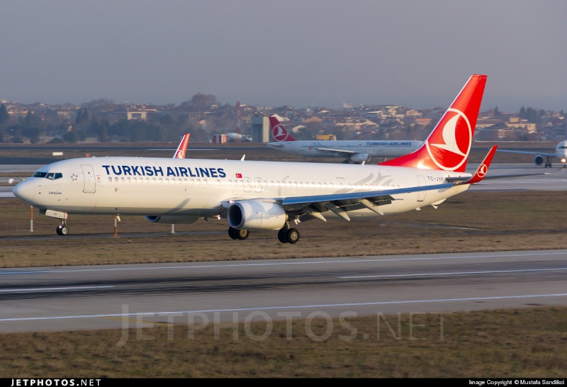 Turkish Airlines 3607
