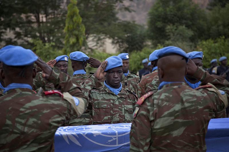 L'Armée du Bénin 3b12