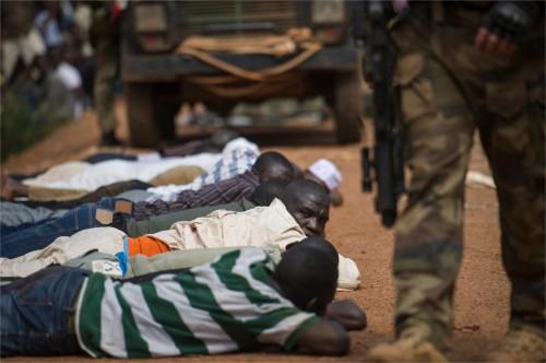 Intervention militaire en Centrafrique - Opération Sangaris 4107