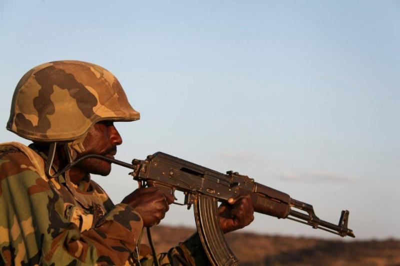 Armée djiboutienne / Djibouti National Army - Page 2 4206