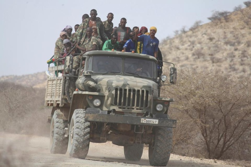 Ethiopian National Defense Force (ENDF) 4209