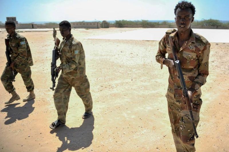 Armée Somalienne / Military of Somalia 4229