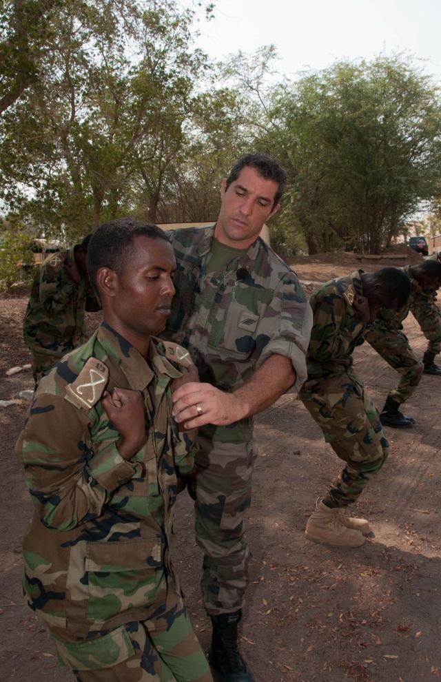 Armée djiboutienne / Djibouti National Army - Page 2 4247