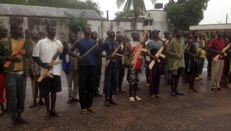 Armées de la République centrafricaine  4268
