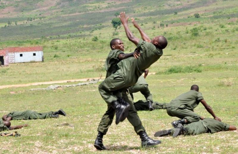 Forces armées du Burundi / National Defence Force of Burundi 444