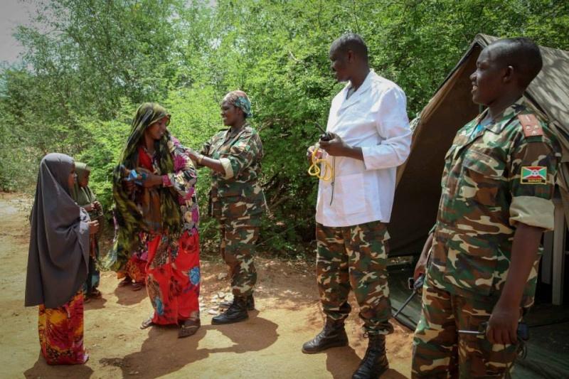 Forces armées du Burundi / National Defence Force of Burundi 446