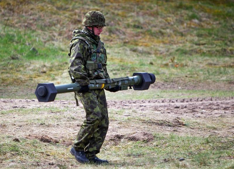 Armée Estonienne/Estonian Army - Page 2 4475