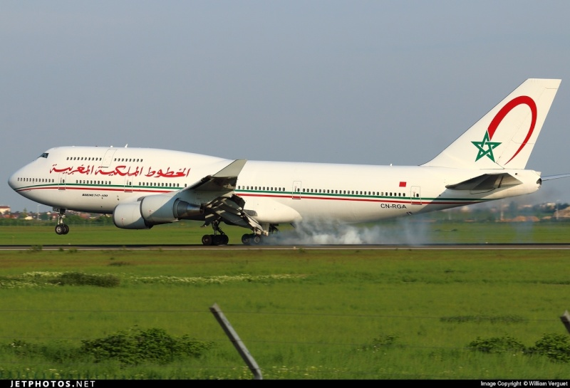 Flotte Royal Air Maroc - Page 5 4491