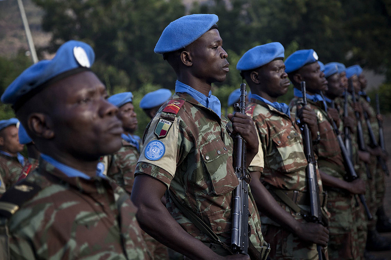 L'Armée du Bénin 452