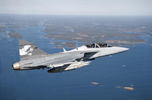 Saab: présentation du futur Gripen - Page 2 456