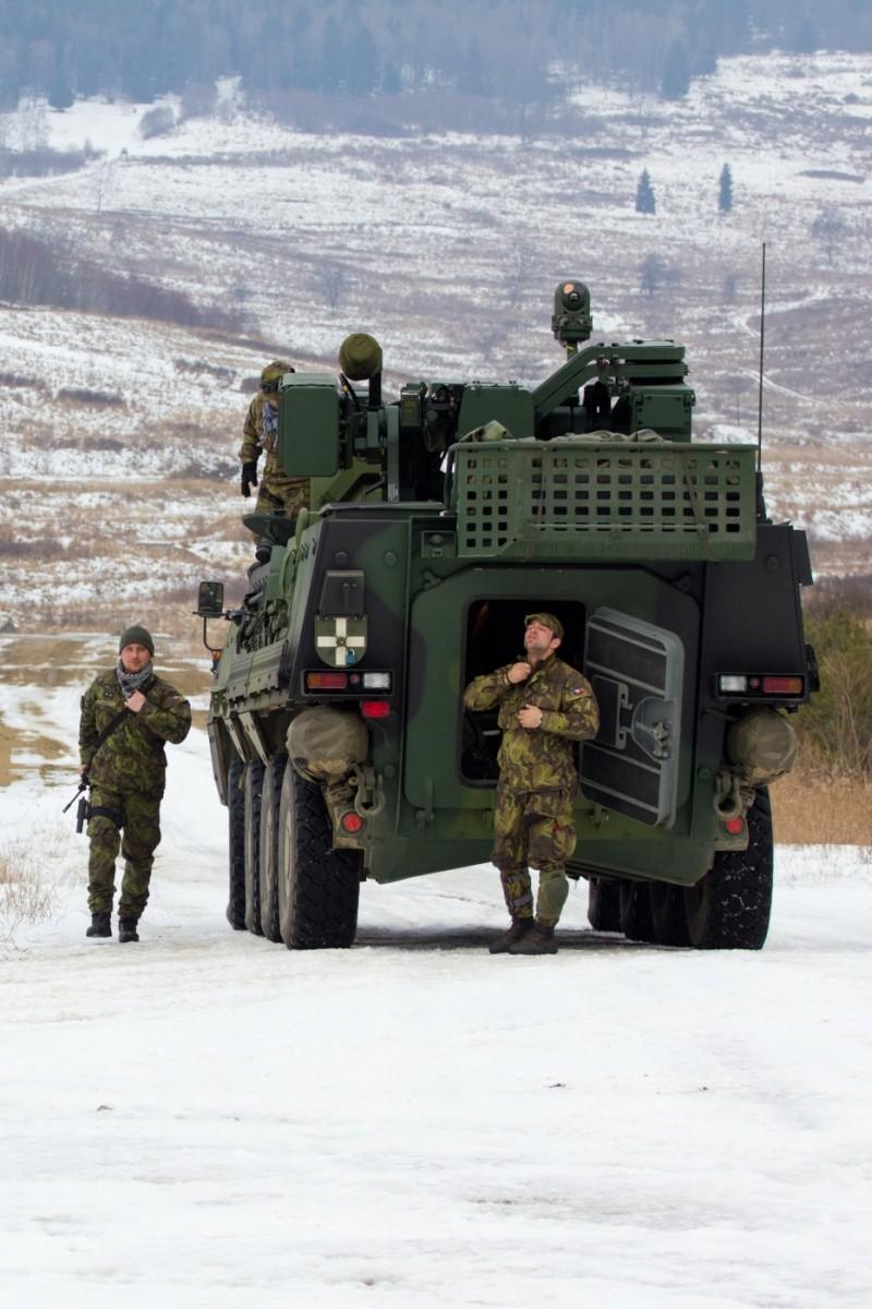 Armée tchèque/Czech Armed Forces - Page 5 5113