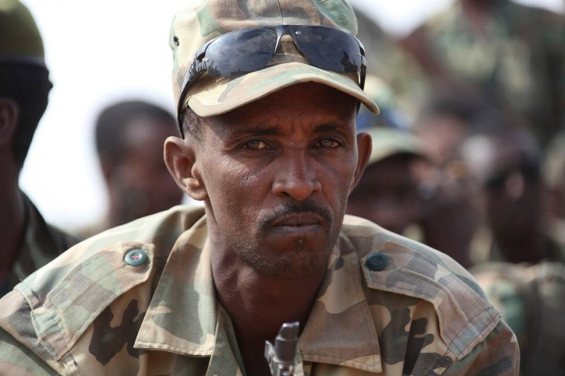 Ethiopian National Defense Force (ENDF) 5176