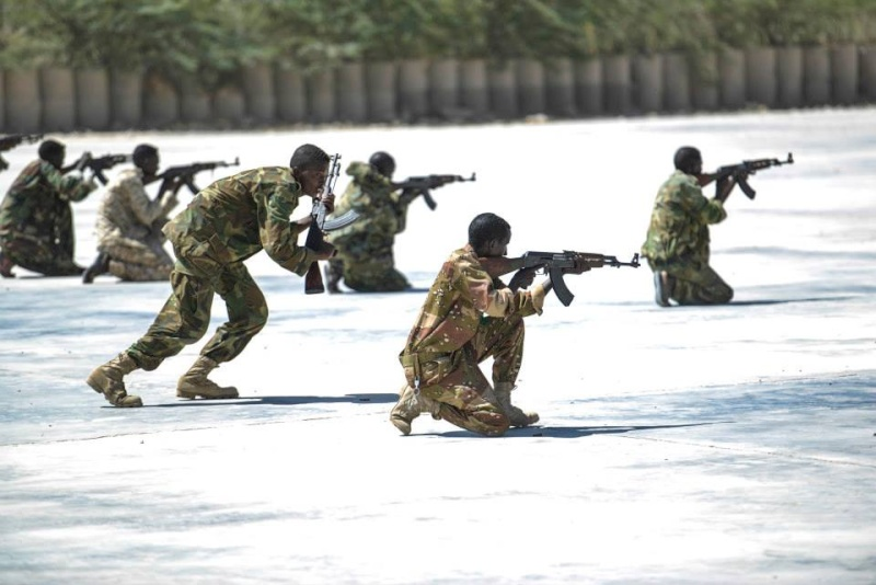 Armée Somalienne / Military of Somalia 5195