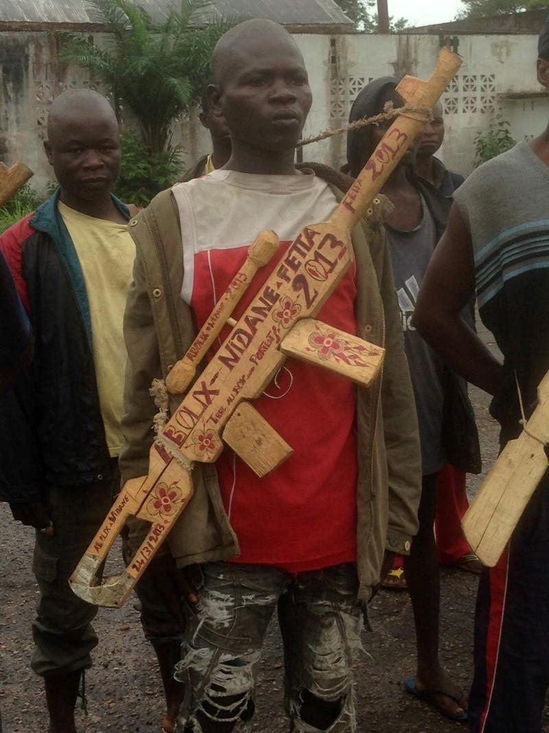 Armées de la République centrafricaine  5225