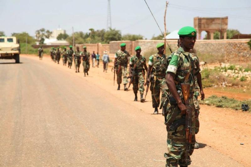 Ethiopian National Defense Force (ENDF) 5265