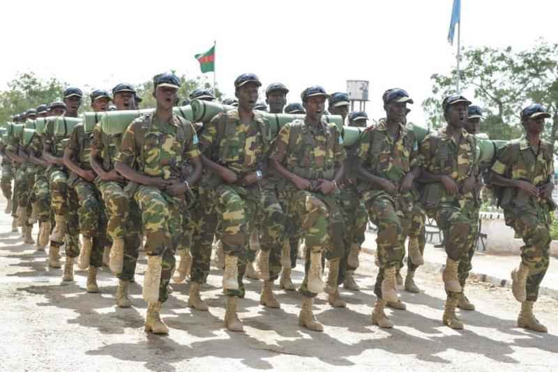 Armée Somalienne / Military of Somalia 5298