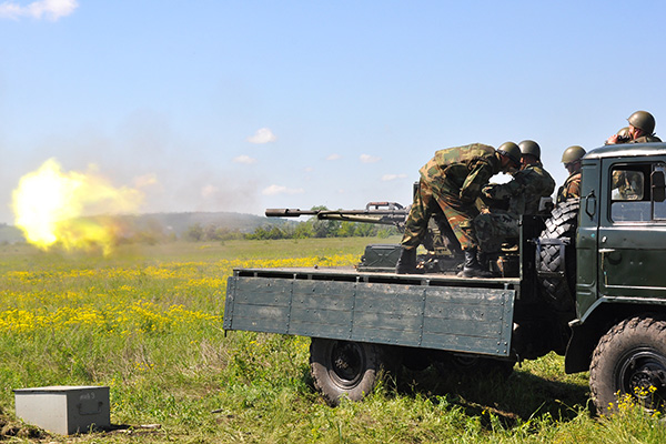 Forces armées moldaves 5378