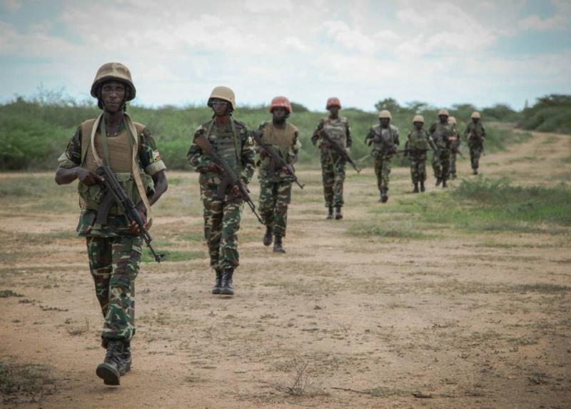 Forces armées du Burundi / National Defence Force of Burundi 539