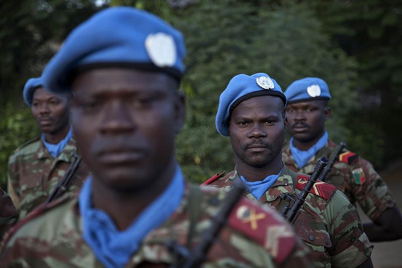 L'Armée du Bénin 545