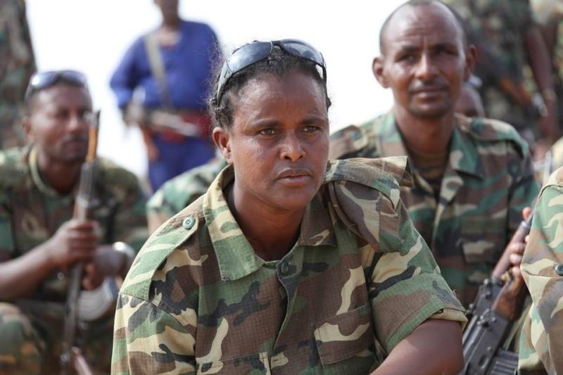 Ethiopian National Defense Force (ENDF) 6127