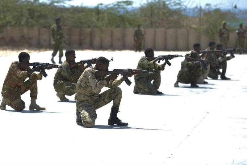 Armée Somalienne / Military of Somalia 6143
