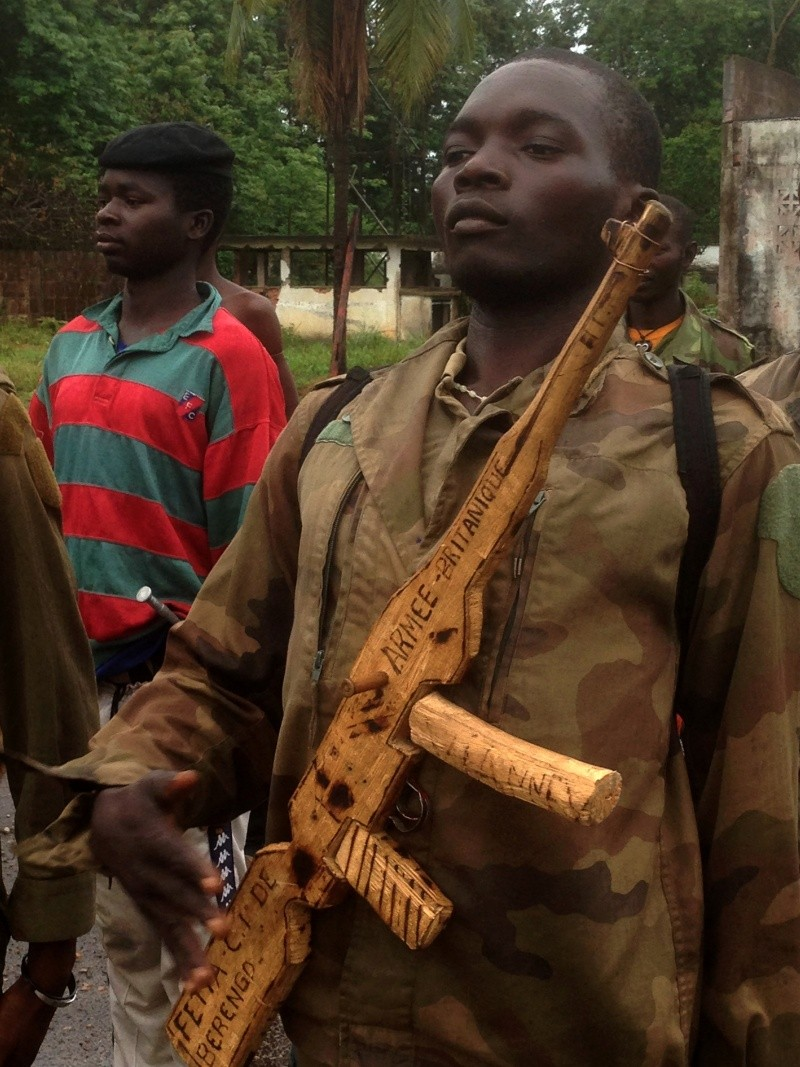 Armées de la République centrafricaine  6169
