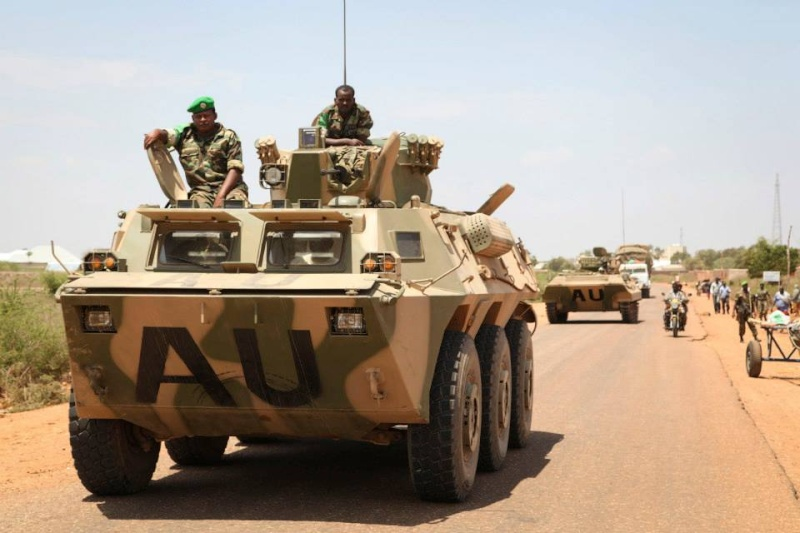 Ethiopian National Defense Force (ENDF) 6200